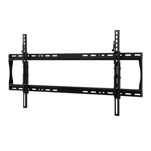 """SmartMountXT Universal Flat Wall Mount for 39"""" to 90"""" Displays - Secuirty-screws / Black"""