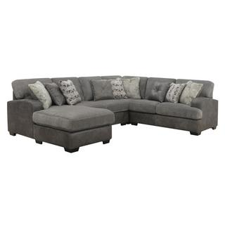 See Details - Berlin 4pc Sectional Left Facing