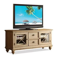 Coventry 58-Inch TV Console Weathered Driftwood finish