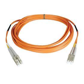 Duplex Multimode 62.5/125 Fiber Patch Cable (LC/LC), 20M (65 ft.)