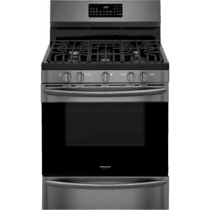Frigidaire Gallery 30'' Freestanding Gas Range with Air Fry Product Image