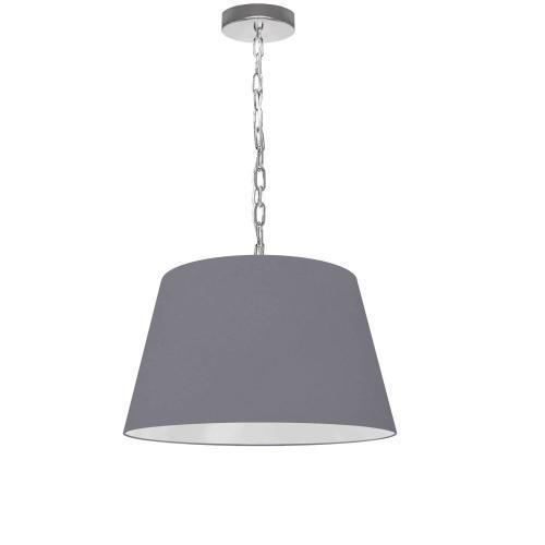 Product Image - 1lt Brynn Small Pendant, Grey Shade, PC