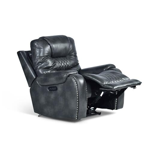 Park Avenue Triple-Power Chair, Grey