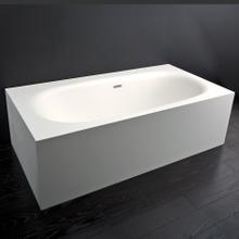 See Details - Gloss White TUB03, Aquagrande