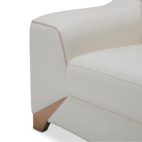 Juliana Leather Chair 1/2