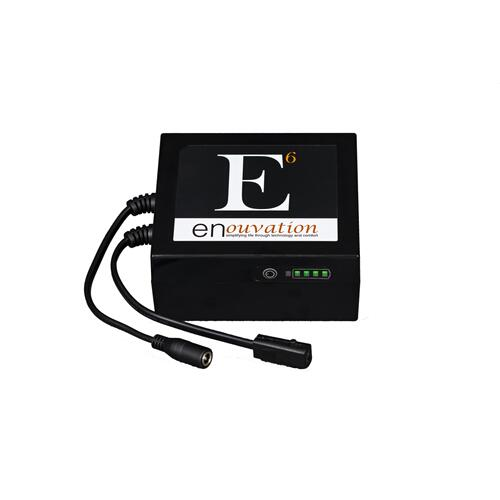 E6 6 MOTOR POWER PACK (CHARGING CABLE INCLUDED)