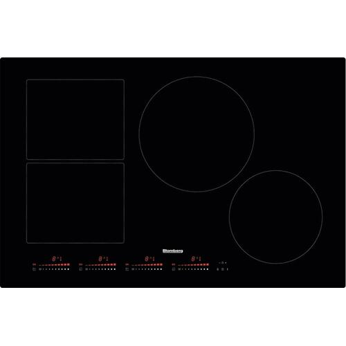 "30"" induction cooktop, 4 burner"