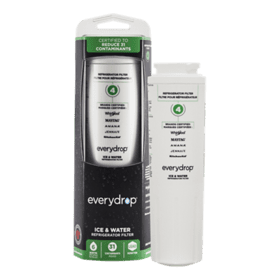 everydrop® Refrigerator Water Filter 4 - EDR4RXD1 (Pack of 1)