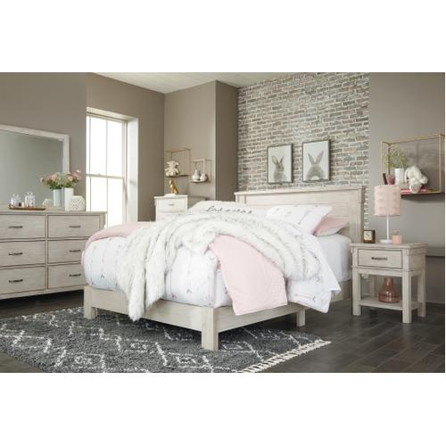 Signature Design By Ashley - Hollentown Full Panel Bed