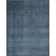 Wembley Shag - WMB3223 Medium Blue Rug