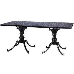 Gensun Casual Living - Regal Balcony / Gathering Table Base - Welded