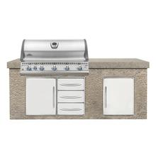 See Details - Built-In LEX 730 with Infrared Bottom and Rear Burners
