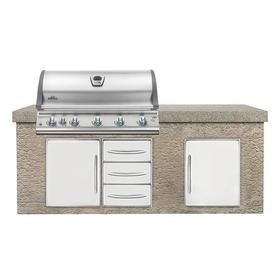 Built-In LEX 730 with Infrared Bottom and Rear Burners