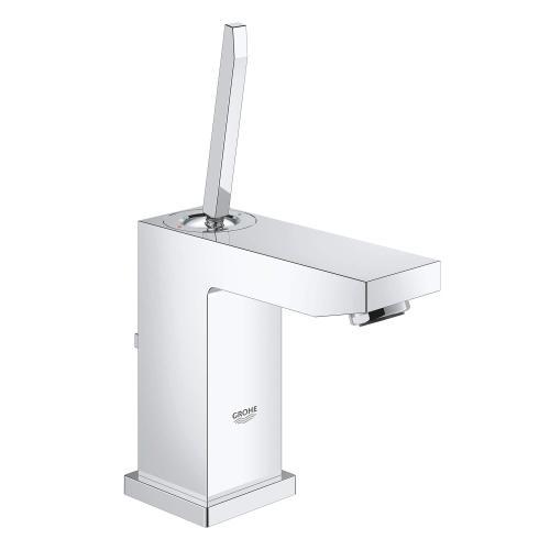 Eurocube Single Hole Single-handle S-size Bathroom Faucet 1.2 Gpm