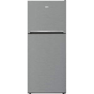 "28"" Freezer Top Stainless Steel Refrigerator"