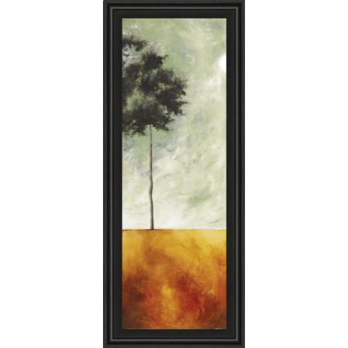 "Classy Art - ""Palms Left"" Framed Print Wall Art"