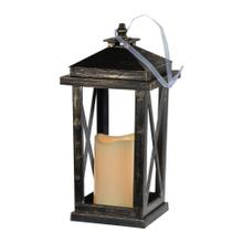 View Product - Lantern With Led Candle
