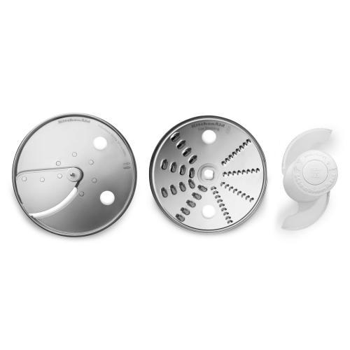 KitchenAid - Internal Adjustable Slicing Disc - Other