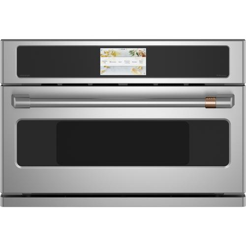Café 30'' Five in One Oven with 240V Advantium ® Technology Stainless Steel