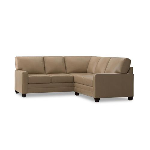 CU.2 Leather L-Shaped Sectional