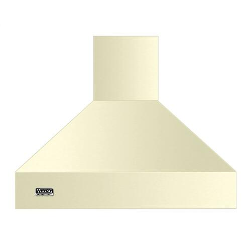 "60"" Wide 18"" High Chimney Wall Hood - VCWH Viking 5 Series"