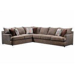 8540 Left Arm Facing Bump Sofa