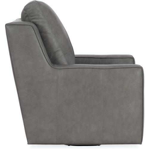 Bradington Young - Bradington Young Raymond Swivel Chair 8-Way Hand Tie 201-25SW