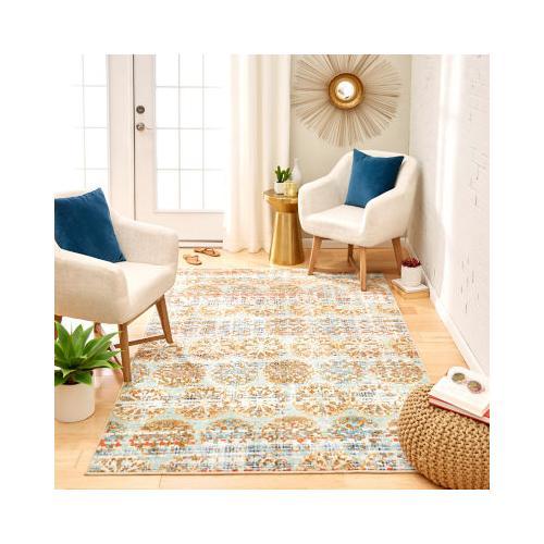 Product Image - Yarra, Light Blue- Rectangle