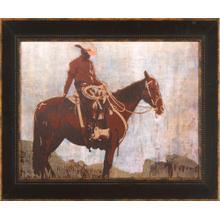 Cowboy 16x24 Paper
