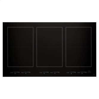 "36"" Oblivion Glass Induction Flex Cooktop"