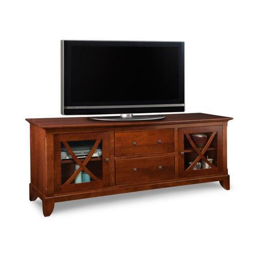 "- Florence 73"" HDTV Cabinet"