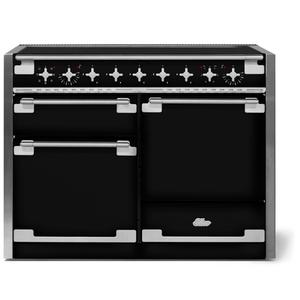 """AGAAga ELISE 48"""" Induction Model, Gloss Black"""