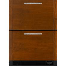 "See Details - Refrigerator/Freezer Drawers, 24""(w)"
