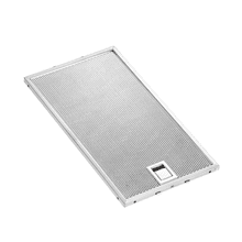 Grease filter for ventilation hoods