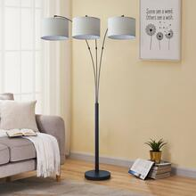 2819 3-Headed Floor Lamp