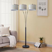 See Details - 2819 3-Headed Floor Lamp