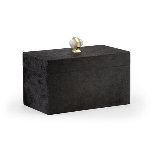 Hyde Lodge Box - Black