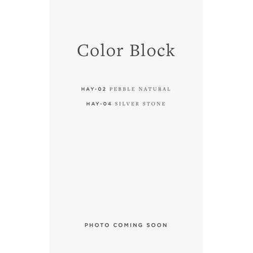 HAY-05 MH Color Block / 01