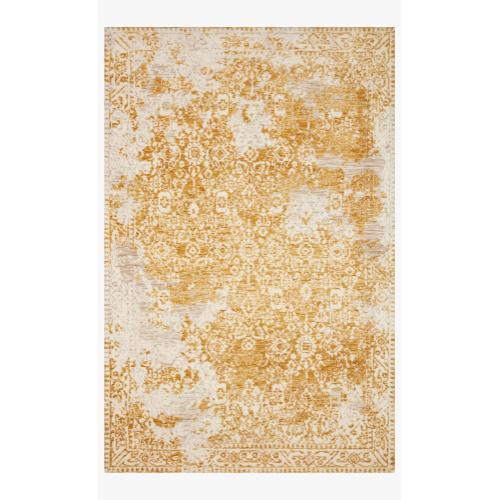 LIS-01 MH Gold / Antique White Rug