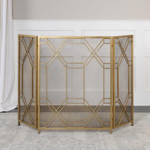 Rosen Fireplace Screen