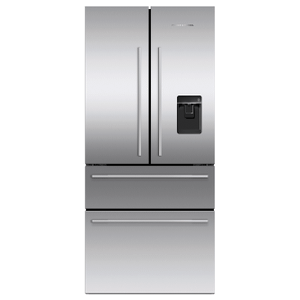 "Freestanding French Door Refrigerator Freezer, 32"", 16.9 cu ft, Ice & Water Product Image"