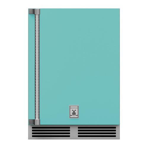 "24"" Hestan Outdoor Undercounter Refrigerator (Solid Door) - GRSR Series - Bora-bora"