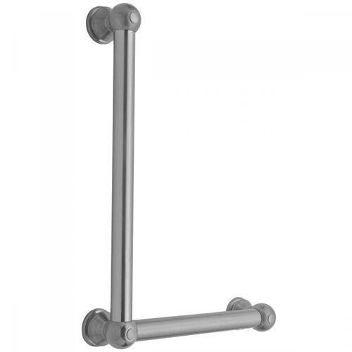 Polished Chrome - G30 24H x 12W 90° Right Hand Grab Bar