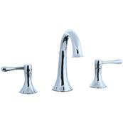 Brookhaven - Hi-Arch Widespread Lavatory Faucet - Polished Chrome