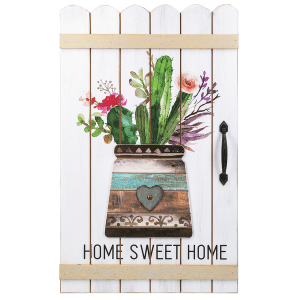 Plaque - Home Sweet Home