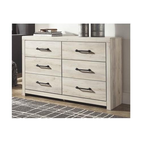 Cambeck Dresser Whitewash