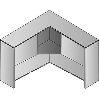 See Details - Corner Hutch 42x15