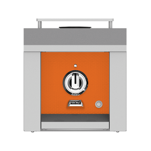 "Hestan - 12"" Hestan Outdoor Single Side Burner - AGB Series - Citra"