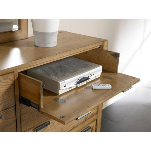Ember Grove Drawer Dresser
