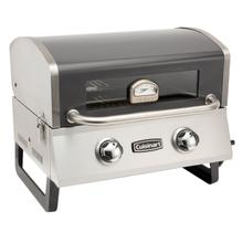 Deluxe Two Burner Portable Gas Grill